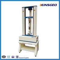Buy cheap 10kn Electronic Universal Tensile Strength Test Machine / universal testing machine compression test from wholesalers