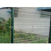 Buy cheap Rot Proof Pvc Coated Garden Wire Fencing Panels , Galvanised Welded Mesh Sheets from wholesalers