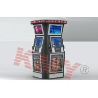 Buy cheap Multimedia Speaker Interactive Touch Airport Card Dispenser Kiosk With Track Ball from wholesalers