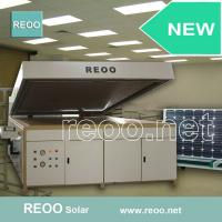 Buy cheap 10 MW solar panel production line( Quality warranty,trainning, commissioning) from wholesalers