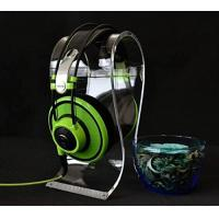 Buy cheap High transparent Acrylic Display Holders / headphone display holders product