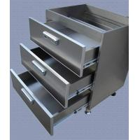Buy cheap Stainless steel moving work talbe from wholesalers