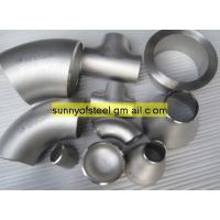 Buy cheap ASTM A403 WPS31726 SEAMLESS PIPE FITTINGS from wholesalers