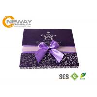 Buy cheap Gift Basket Flower Paper Box Rose Printed Wedding Dress Packing Boxes from wholesalers