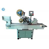Buy cheap Ballpoint Pen Electronic Tube Labeling Equipment High Precision Smooth from wholesalers