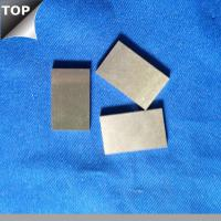 Buy cheap Powder Metallurgy Process Silver Tungsten Alloy Welding Electrodes High Precision from wholesalers
