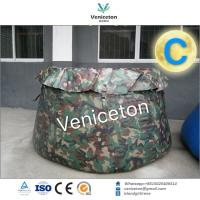 Buy cheap collapsible 2500L Onion tank Self-Supporting Tank rainwater tank from wholesalers