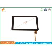 Buy cheap High Transparency Smart House Touch Screen Panels 10.1 Inch Capacitive from wholesalers