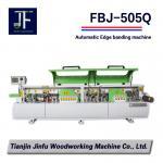Buy cheap FBJ-505Q auto corner trimming Edge Banding machine / woodworking machinery manufacturer from wholesalers