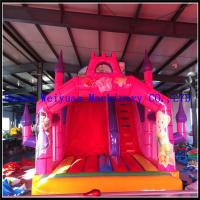Buy cheap inflatable kids playground plastic slides,Silk-screen printing Inflatable Slide, kids inflatable toys from wholesalers