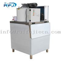 Buy cheap 3 Ton Industrial Ice Making Machine Fresh Water 220V/1P/50Hz For Fishing Zone from wholesalers
