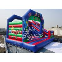 Buy cheap Mini Purple Inflatable Combo EN14960 , Commercial Kids Play Inflatables from wholesalers