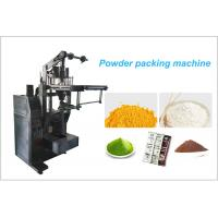 Buy cheap Pouch Powder Industrial Food Packaging Equipment , Dry Food Packaging Machine from wholesalers
