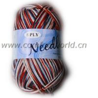 Buy cheap Kids Colorful Acrylic Wool Yarn Soft Hand Made For DIY Knitting product