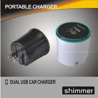 Buy cheap BUCKET DUAL USB TRAVEL CHARGER product