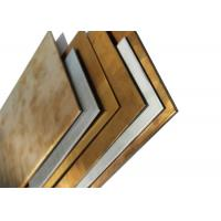 Buy cheap High Ductility Copper Clad Steel Sheet Good Corrosion Resistance from wholesalers