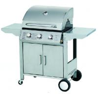 Buy cheap Foldable Side Table Gas Grill Barbecue from wholesalers