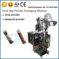 Buy cheap Stick Pack Food Additive Cocoa Bean Powder Packing Machine from wholesalers