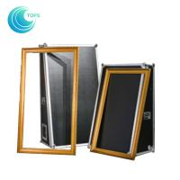 Buy cheap Digital Interactive Wedding Mirror Photo Booth Steel Panel For Christmas Day from wholesalers