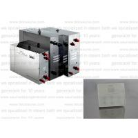 Buy cheap 27kw Residential Steam Generator 380v / 400v with auto-descaling for Turkish bath product