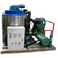 Buy cheap Stainless Steel Anti Corrosion Seawater Flake Ice Machine For Fishing Vessel from wholesalers