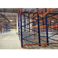 Buy cheap Adjustable Wire Pallet Rack Corrosion Protection For Metal Equipment Easily Installed from wholesalers