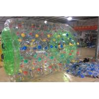 Buy cheap Adults And Kids Inflatable Bubble Soccer Balls / PVC Water Walking Roller Balls from wholesalers