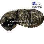Buy cheap ChuangXing--Pvc Spiral Fire-retardant Flexible Duct from wholesalers