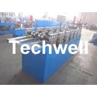 Buy cheap Steel Furring Channel Cold Roll Forming Machine For Steel Roof Ceiling Truss from wholesalers