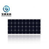 Buy cheap New Type Suniva Sii Backplane Solar Panel for Miami Florida LED Light from wholesalers