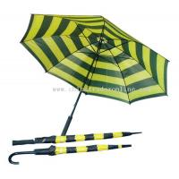 Buy cheap Promotional umbrella with plastic handle with rubber coating from wholesalers