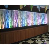 acrylic water curtain