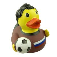 China OEM Floating Football Custom Rubber Ducks 9P Free For Super Market / Toys Retail on sale