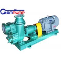 Buy cheap FZB Fluoroplastic alloy Self Priming Centrifugal Pump acid red Cast Iron strong alkali pump from wholesalers