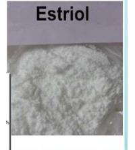 Buy cheap CAS 50 27 1 Female Sex Hormone Estriol Powder Estrogen Blocker Steroids No Side Effect from wholesalers