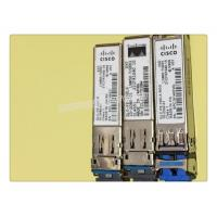 Buy cheap GLC-FE-100LX Cisco Compatible 100BASE-LX10 SFP 1310nm 10km Transceiver from wholesalers