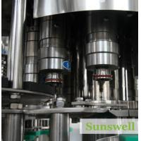 Buy cheap High Filling Speed Tea Filling Machine Durable For Hot Fruit Juice / Tea from wholesalers