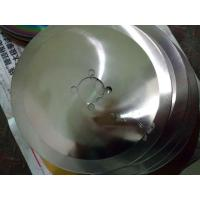 Smooth edge toothless high speed steel M2 Dmo5 M42 circular saw blade and knife