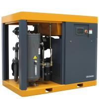 Buy cheap China Supply Direct Drive 75kw/100HP AC Rotary air-compressors 11.2m3/min 10bar pressure for wood cutting machine from wholesalers