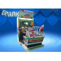 Buy cheap Hot sale music game machine vivid colors  Game Center Laser Shooting Arcade Machines for Adult / Children from wholesalers
