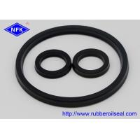 Buy cheap High Pressure Rubber Oil Seals , Rubber Hydraulic Industrial Oil Seals Durable product