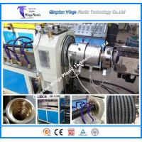Buy cheap Professional HDPE Carbon Corrugated Pipe Production Line from wholesalers