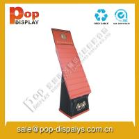 Buy cheap Recycled Cardboard Flooring Display Stands For Advertising / Exhibition from wholesalers