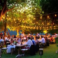 Quality Customized Length Sockets Festoon Led Lighting Outdoor Waterproof Globe String Lights With S14 St64 A19 Edison Bulbs for sale