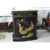 Buy cheap Traditional Hall Wooden Consoles Table With Drawers Hand - Painting from wholesalers