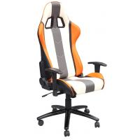 Buy cheap Reclining Adjustable Office Chair With Logo Printing / Computer Desk Chairs from wholesalers