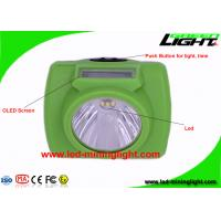 Buy cheap 13000 Lux Rechargeable Led Hard Hat Light Detachable Structure Anti - Explosion from wholesalers