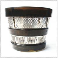 Buy cheap AISI Wire Cloth Filter , Juicer Stainless Steel Mesh Filter Baskets304 Food Grade from wholesalers