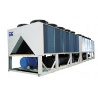Buy cheap R407C Screw Air Cooled Heat Recovery Unit With Spiral Axial Fan 85 - 470 Tons from wholesalers