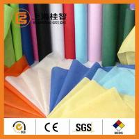 Buy cheap Colorful Waterproof Spun Bonded Raw Material For Non Woven Fabric , 10gsm-320gsm from wholesalers